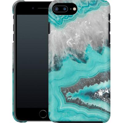 Apple iPhone 7 Plus Smartphone Huelle - Water Agate von Emanuela Carratoni