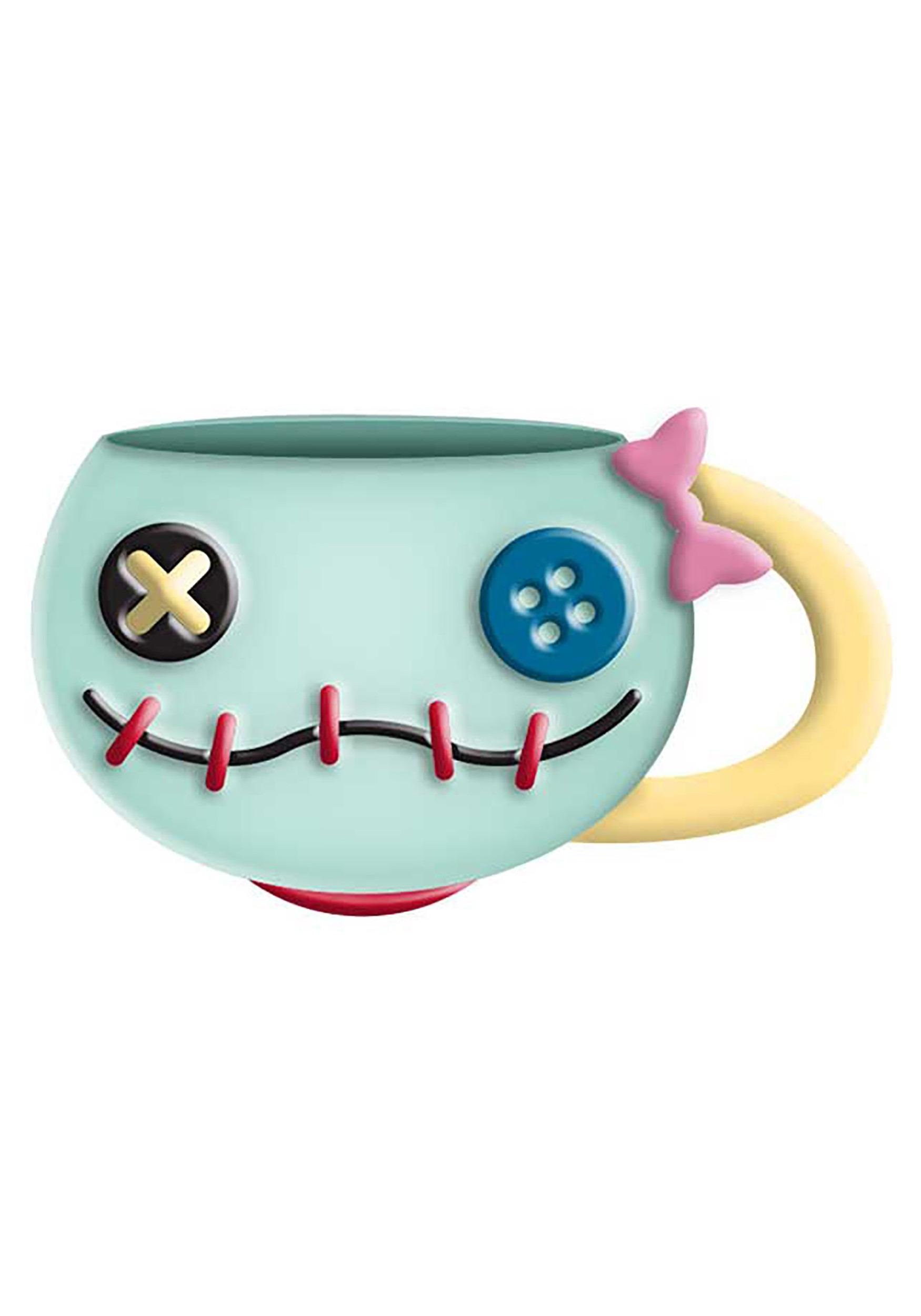 Scrump Lilo & Stitch 3D Mug
