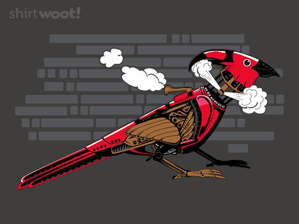 Mechanical Birdsong T Shirt