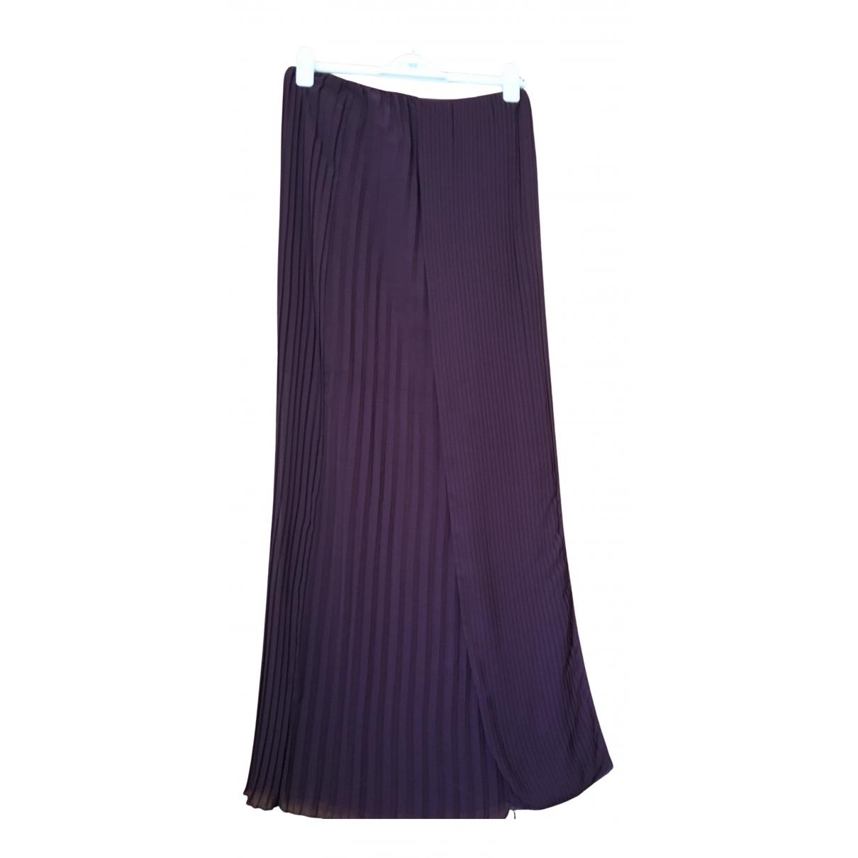 The Kooples N Purple skirt for Women L International