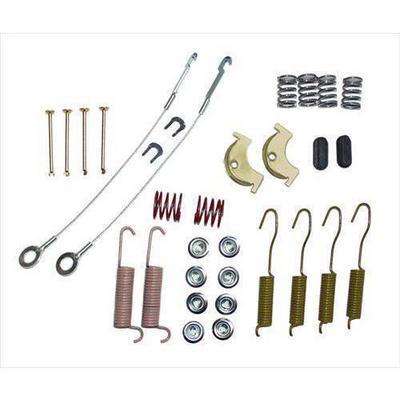Crown Automotive Rear Brake Hardware Kit - 4636778