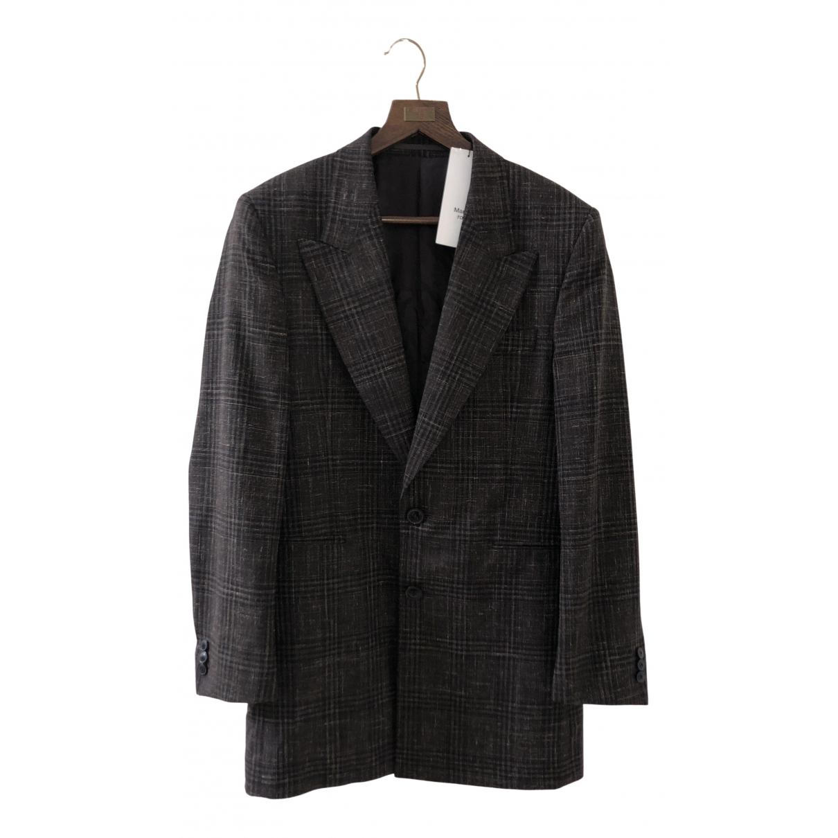 Martine Rose \N Brown Wool jacket  for Men S International