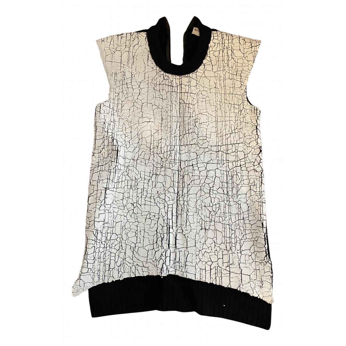 Balenciaga - Pull   pour femme en laine
