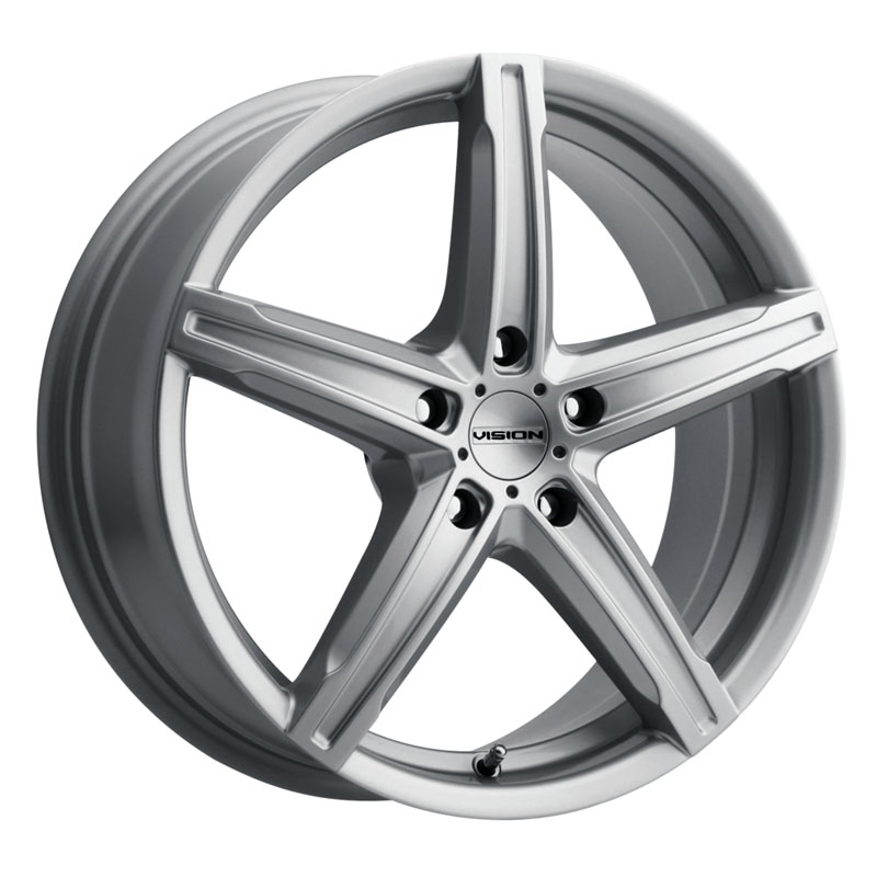 Vision Boost 16x7 5x114.3 38mm Silver