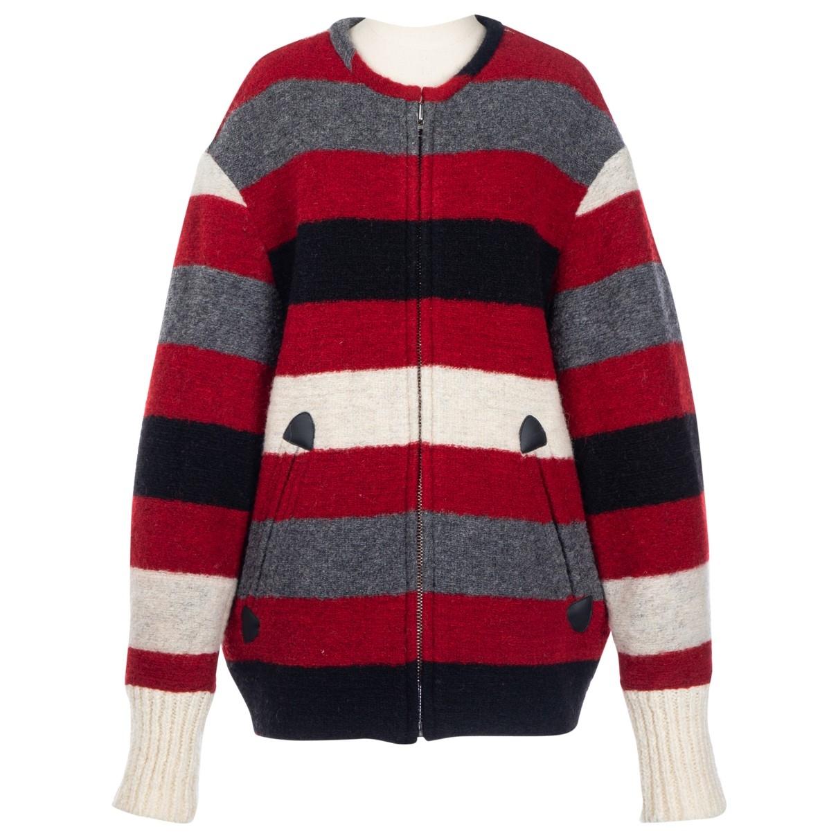 Isabel Marant Etoile \N Jacke in  Bunt Wolle