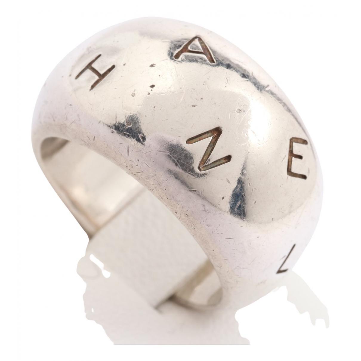 Chanel - Bague   pour femme en plaque or - argente