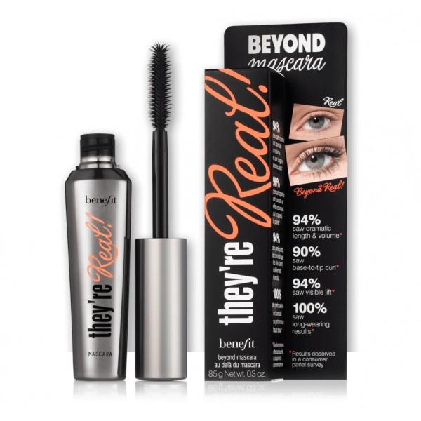 Theyre Real ! Mascara Volumateur - Benefit Absolu de Parfum 8,5 g