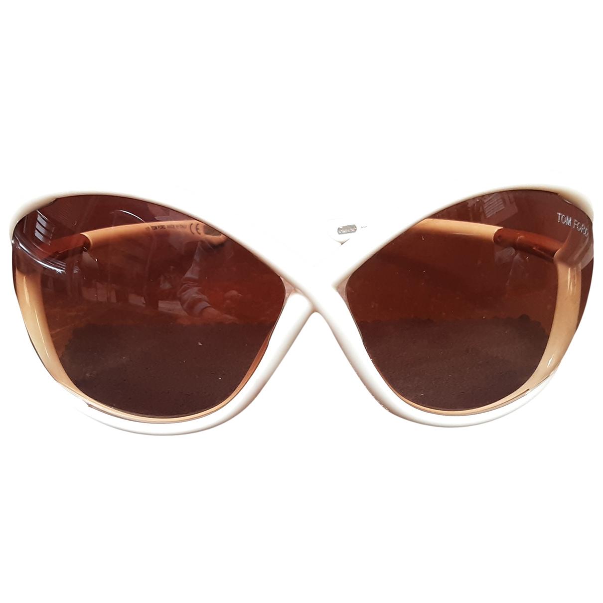 Tom Ford \N Ecru Sunglasses for Women \N