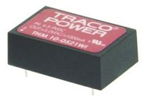 TRACOPOWER THM 10WI 10W Isolated DC-DC Converter Through Hole, Voltage in 4.5 → 9 V dc, Voltage out ±12V dc