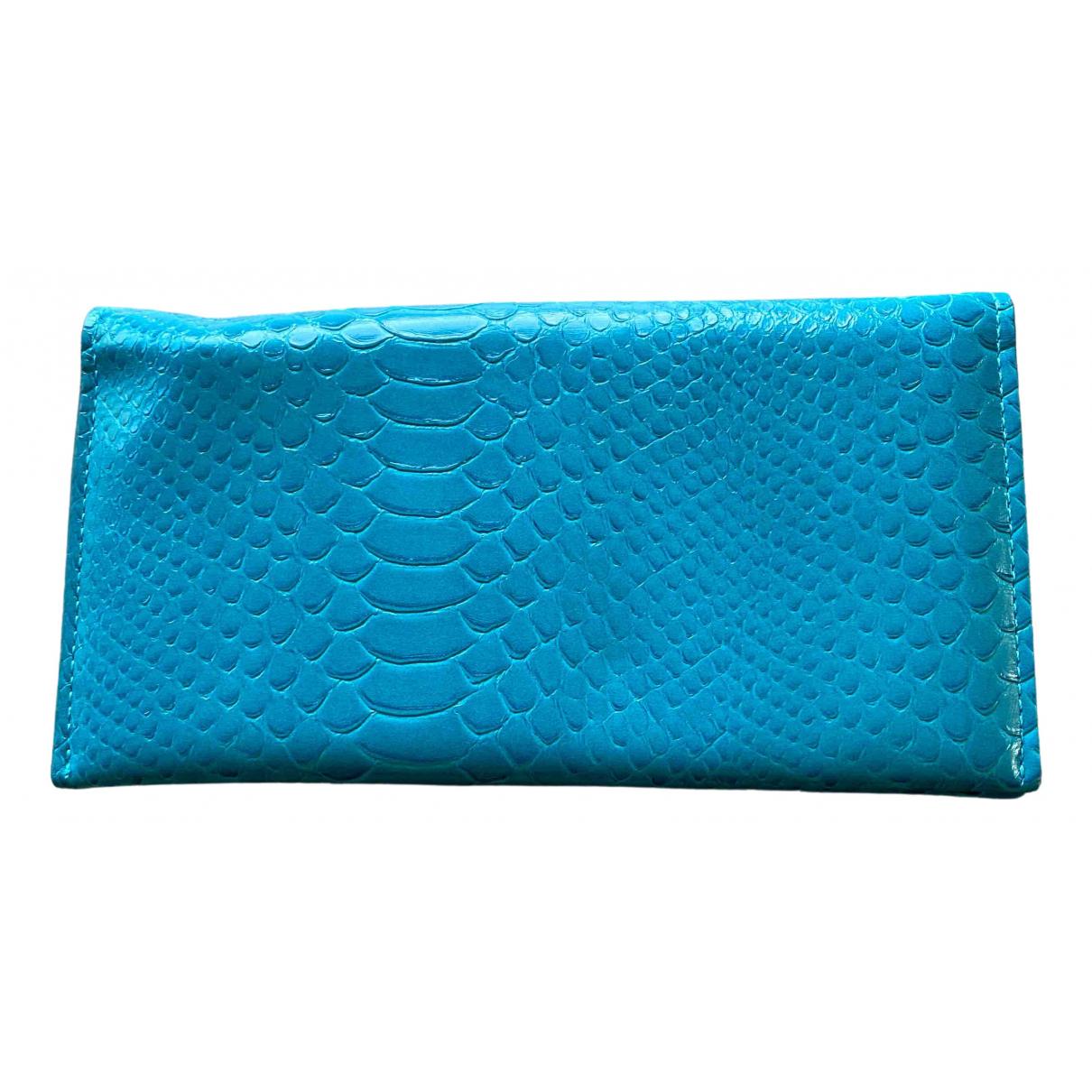 Zara - Portefeuille   pour femme - bleu