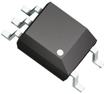 ON Semiconductor , FODM8071R2 Logic Gate Output Optocoupler, Surface Mount, 5-Pin Mini-Flat (5)