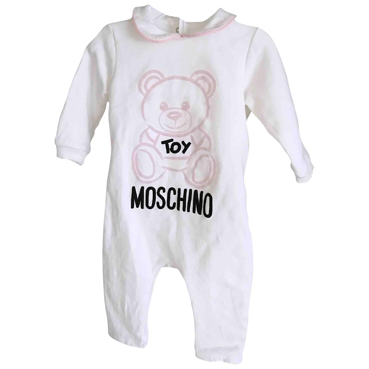 Conjunto Moschino