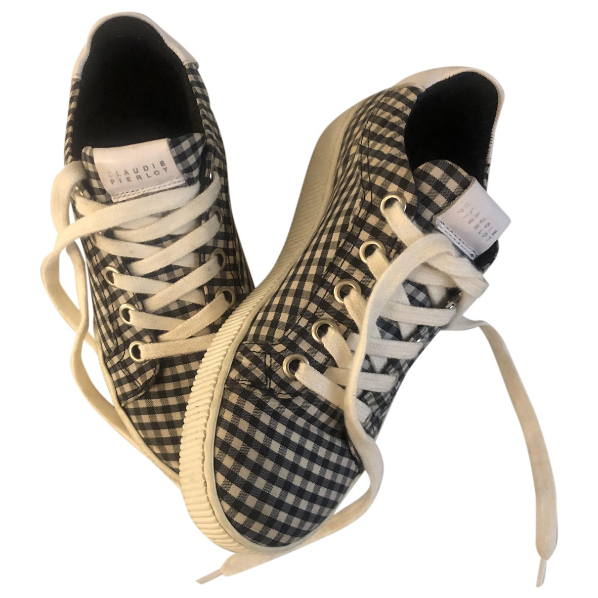 Claudie Pierlot \N Sneakers in Leder