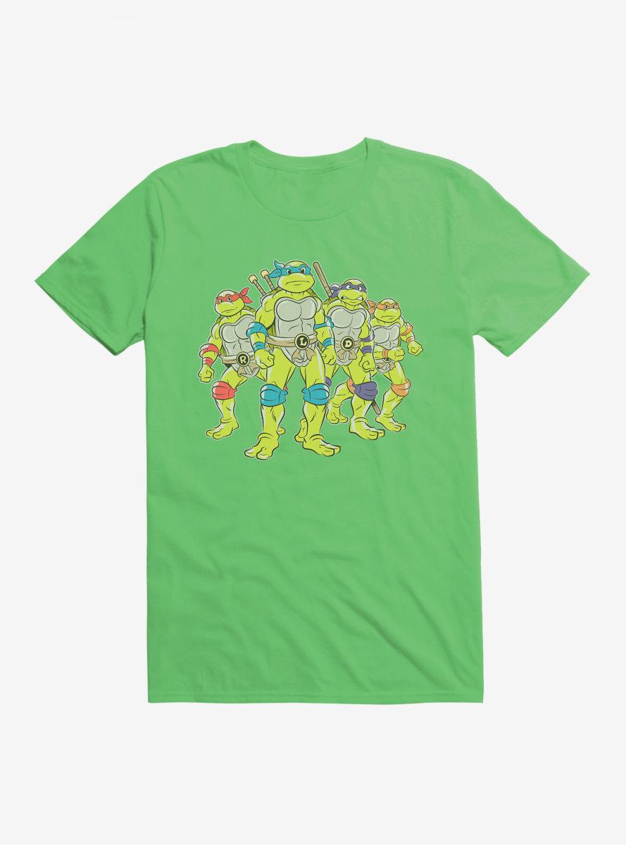 Teenage Mutant Ninja Turtles We Will Protect T-Shirt