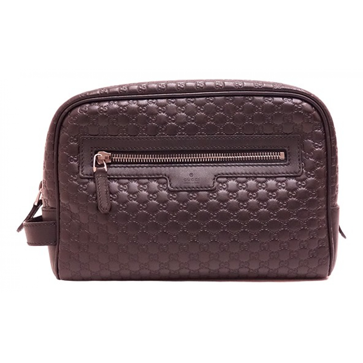 Gucci \N Black Leather bag for Men \N