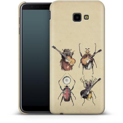 Samsung Galaxy J4 Plus Smartphone Huelle - Meet The Beetles von Eric Fan