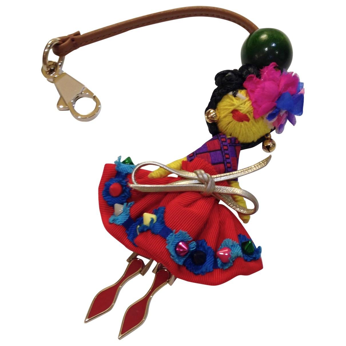 Christian Louboutin \N Multicolour Metal Bag charms for Women \N