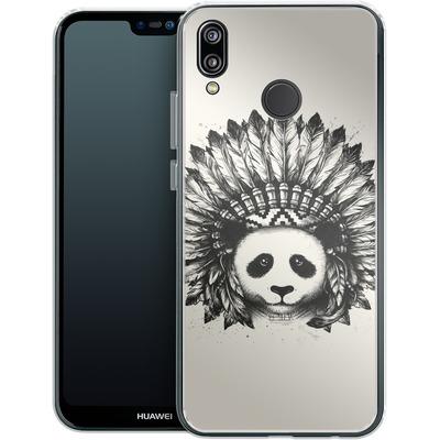 Huawei P20 Lite Silikon Handyhuelle - Mixed Identity von Enkel Dika