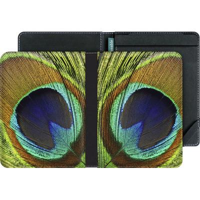 tolino vision 4 HD eBook Reader Huelle - Peacock von Mark Ashkenazi