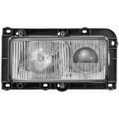 Hella 7872 Projector Headlamp (Clear) - 007872027