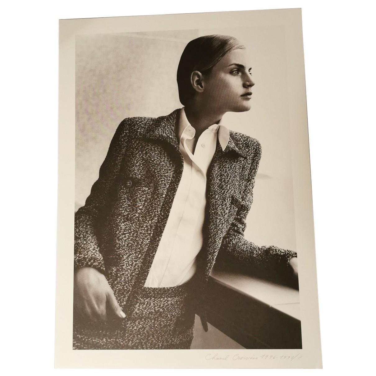 Chanel - Photographie   pour lifestyle en bois