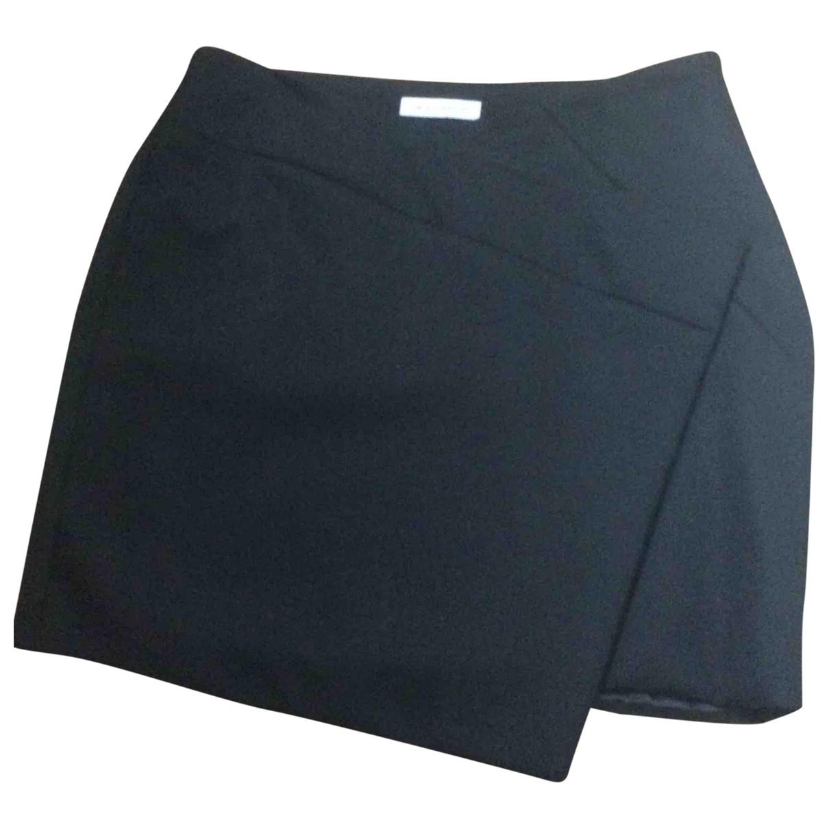 J.w. Anderson - Jupe   pour femme en laine - noir