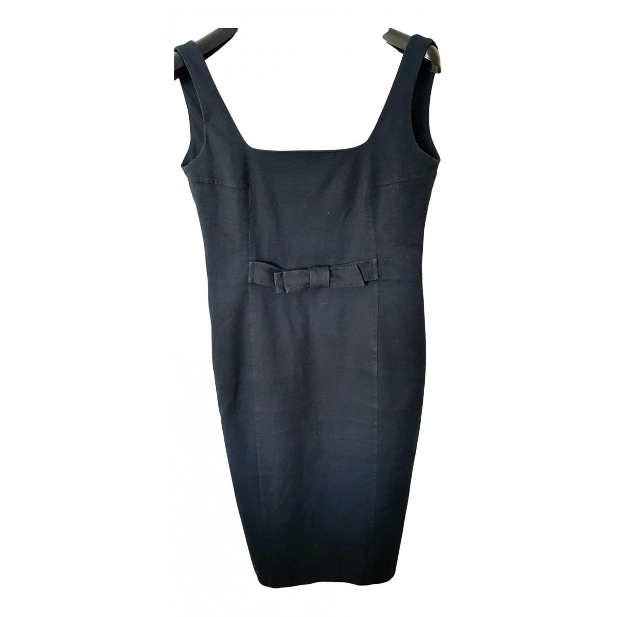Iceberg - Robe   pour femme en coton - noir