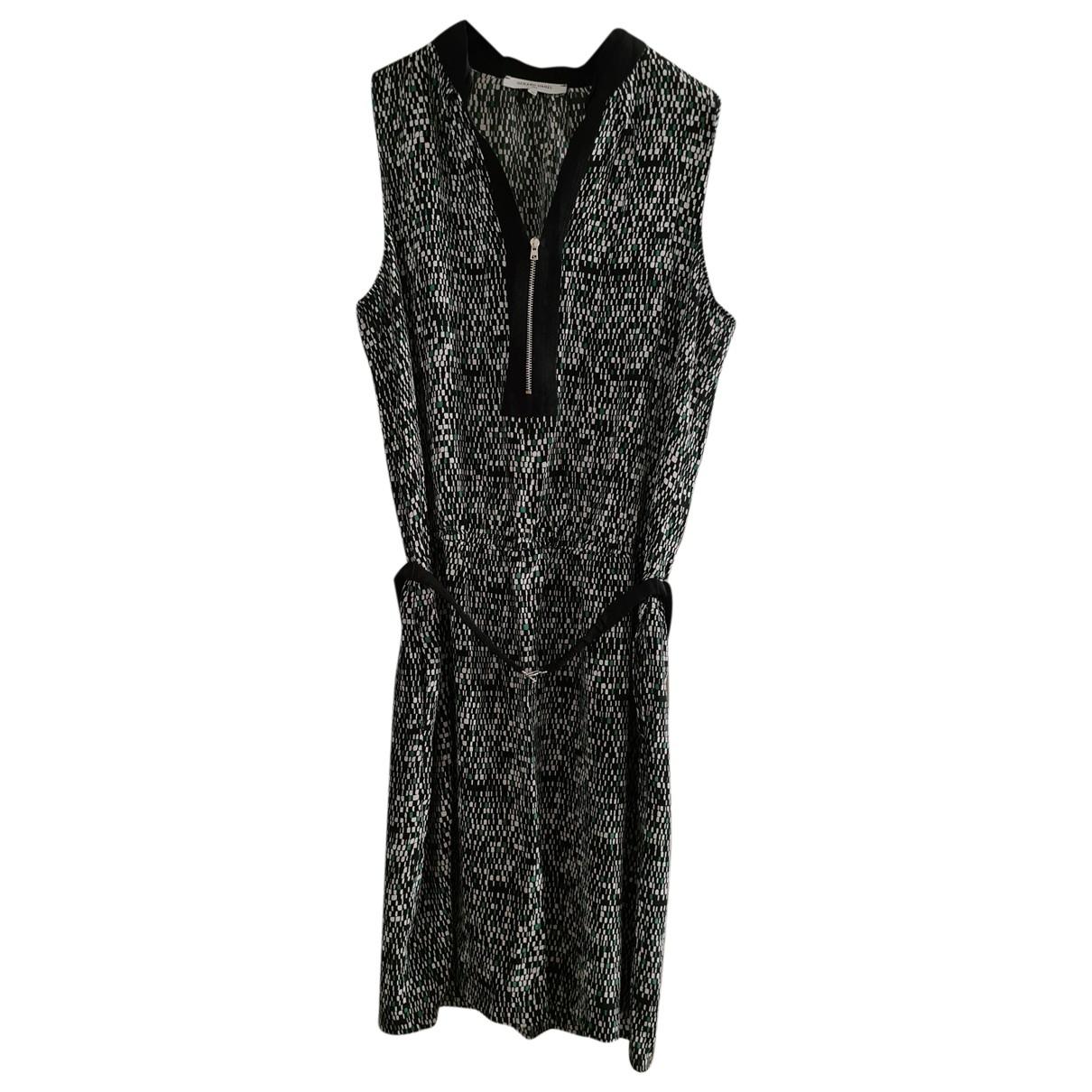 Gerard Darel \N Silk dress for Women 42 FR