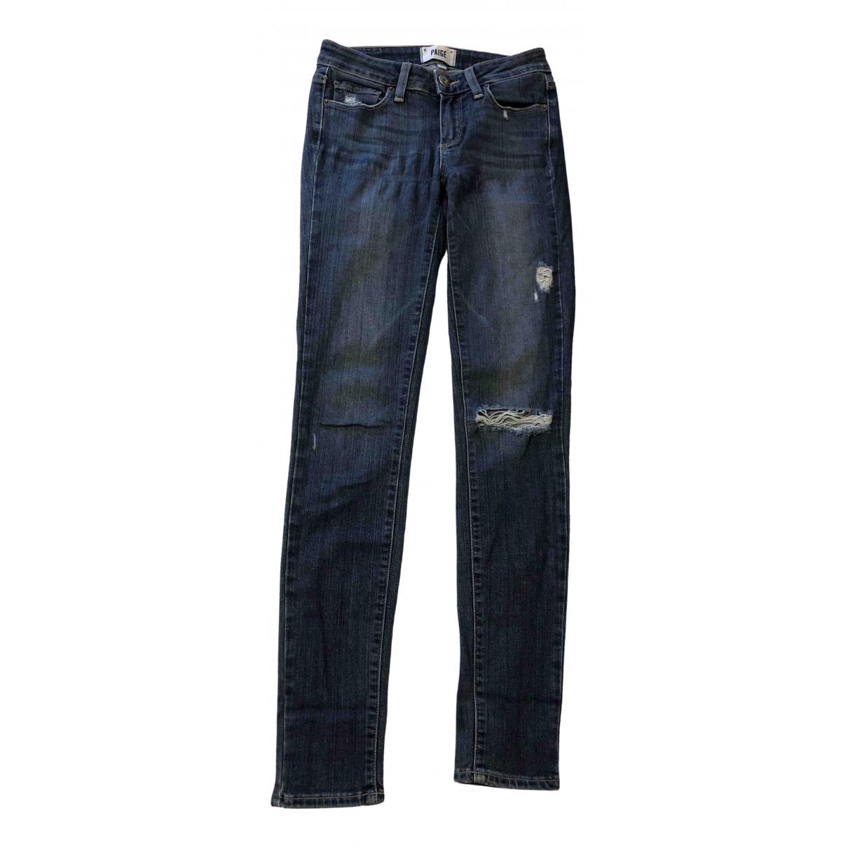Vaquero pitillo Paige Jeans