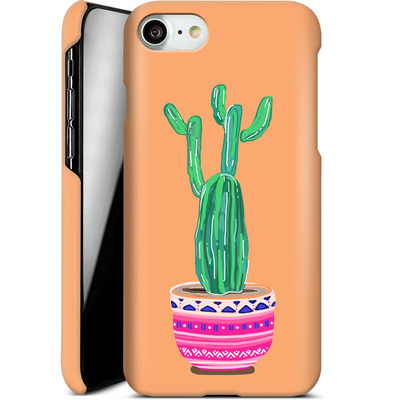 Apple iPhone 8 Smartphone Huelle - Cacti Love von Mukta Lata Barua