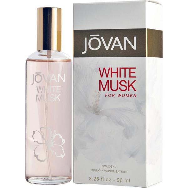 Jovan White Musk - Jovan Colonia en espray 96 ML