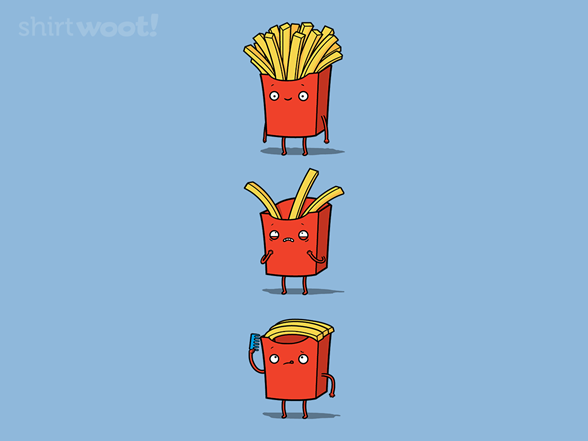 The Fry-over T Shirt