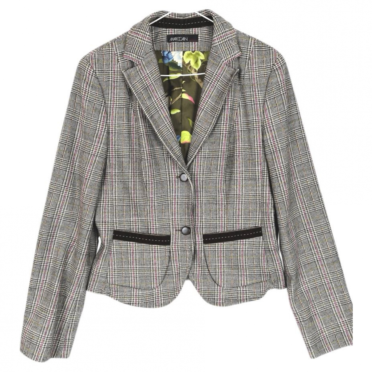 Marc Cain \N Multicolour Wool jacket for Women L International