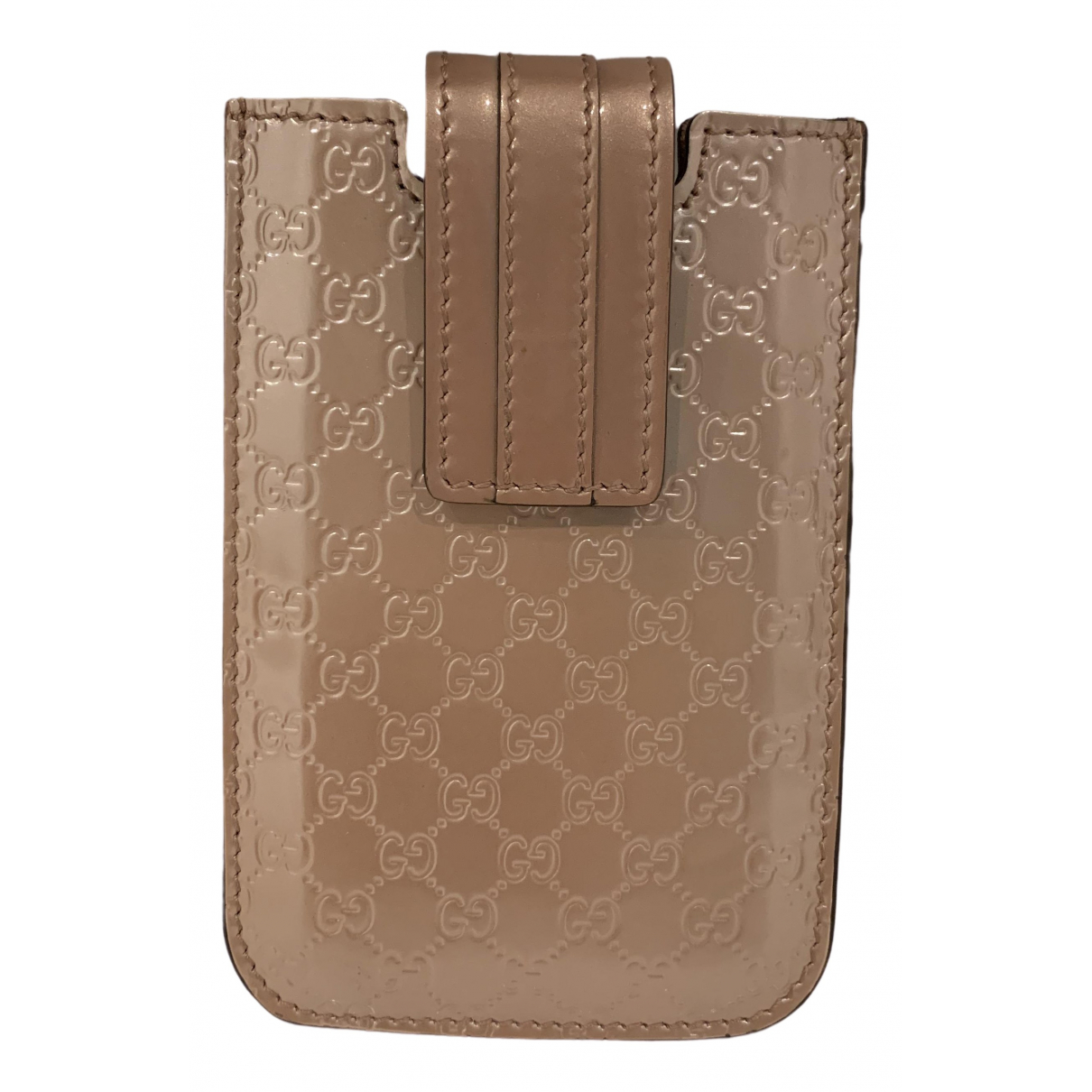 Gucci \N Pink Leather Purses, wallet & cases for Women \N