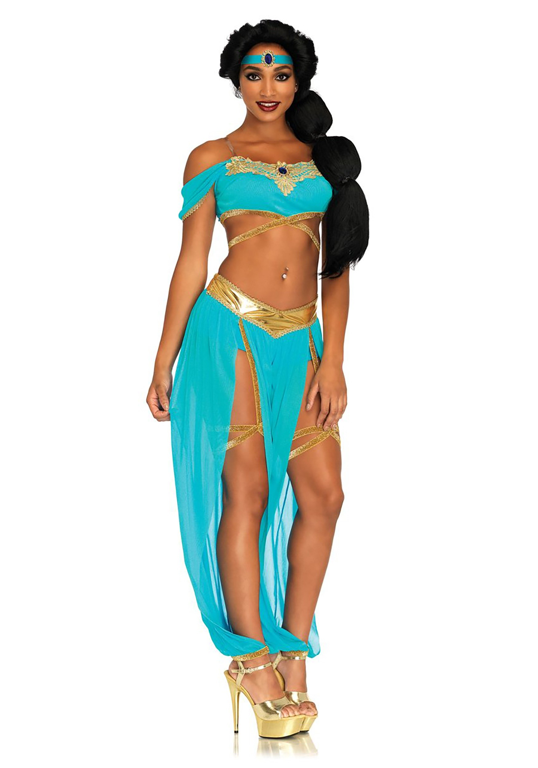 Oasis Princess Women's Costume