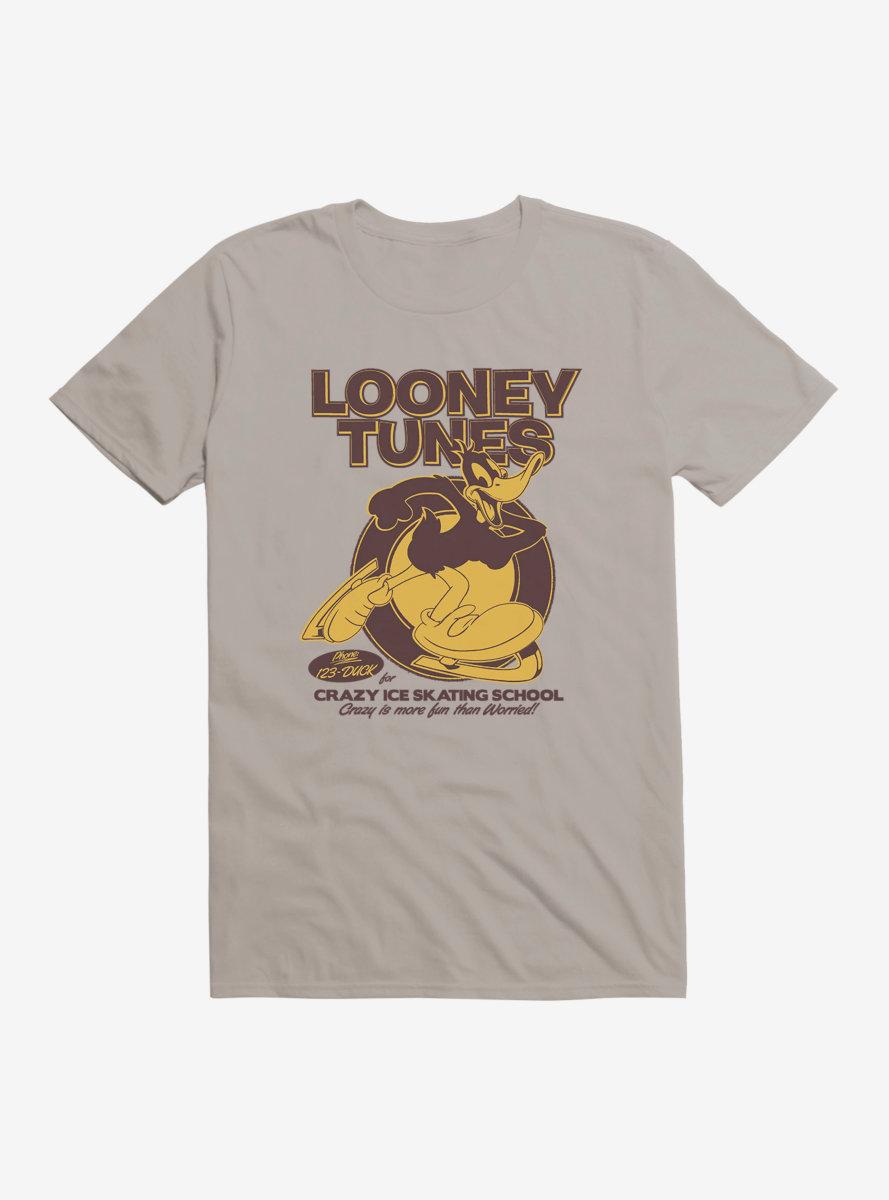 Looney Tunes Ice Skating School T-Shirt