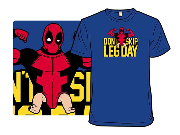 Leg Day T Shirt