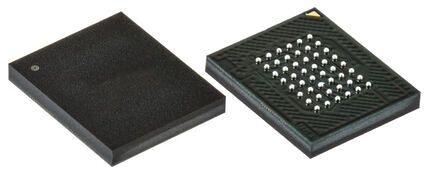 Cypress Semiconductor S29JL064J70BHI000, CFI NOR 64Mbit Flash Memory Chip, 70ns, 48-Pin BGA (338)