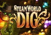 SteamWorld Dig US Wii U CD Key