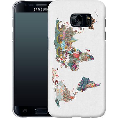 Samsung Galaxy S7 Smartphone Huelle - Louis Armstrong Told Us So von Bianca Green