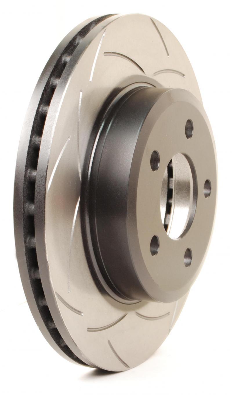 Disc Brakes Australia T2 T-Slot Uni-Directional Slotted Rotor Front