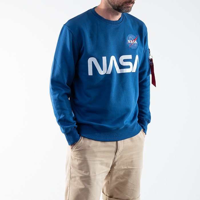 Alpha Industries NASA Reflective Sweater 178309 539