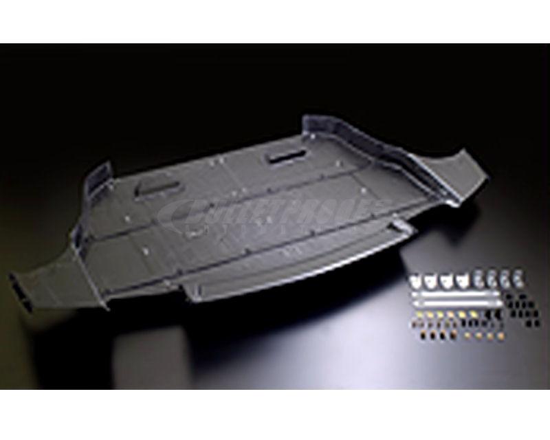 Varis VAB-5606 Carbon Steel Rear Diffuser 1 BMW E85 Z4 03-08