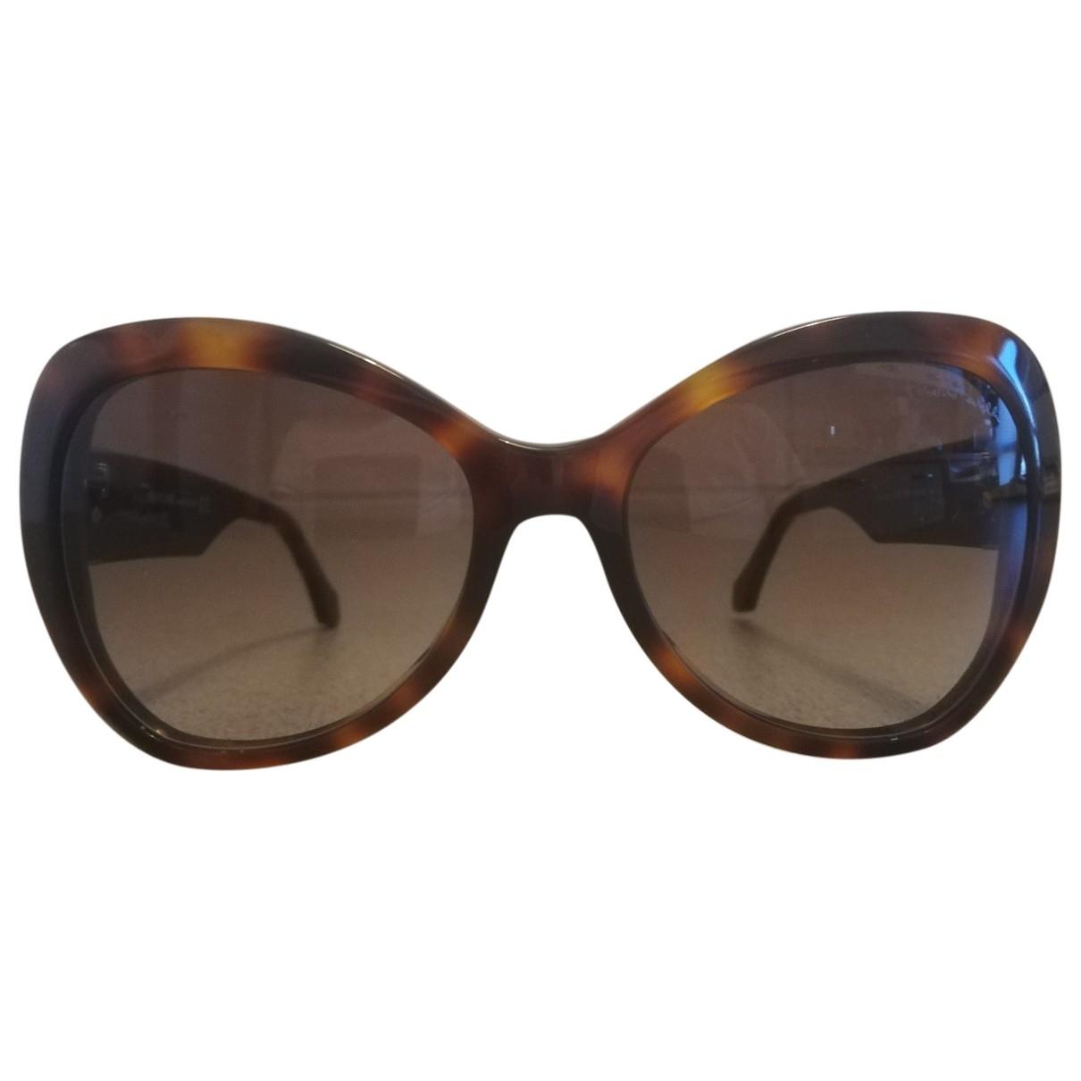 Roberto Cavalli \N Brown Sunglasses for Women \N