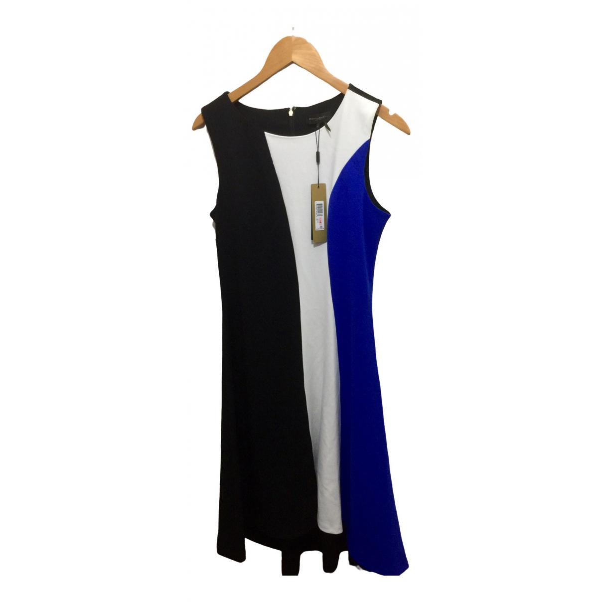 Donna Karan \N Kleid in  Bunt Polyester