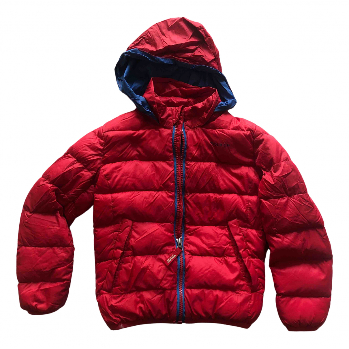 Woolrich N Red Linen jacket & coat for Kids 4 years - up to 102cm FR