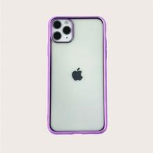 iPhone Huelle mit Kontrast Rahmen