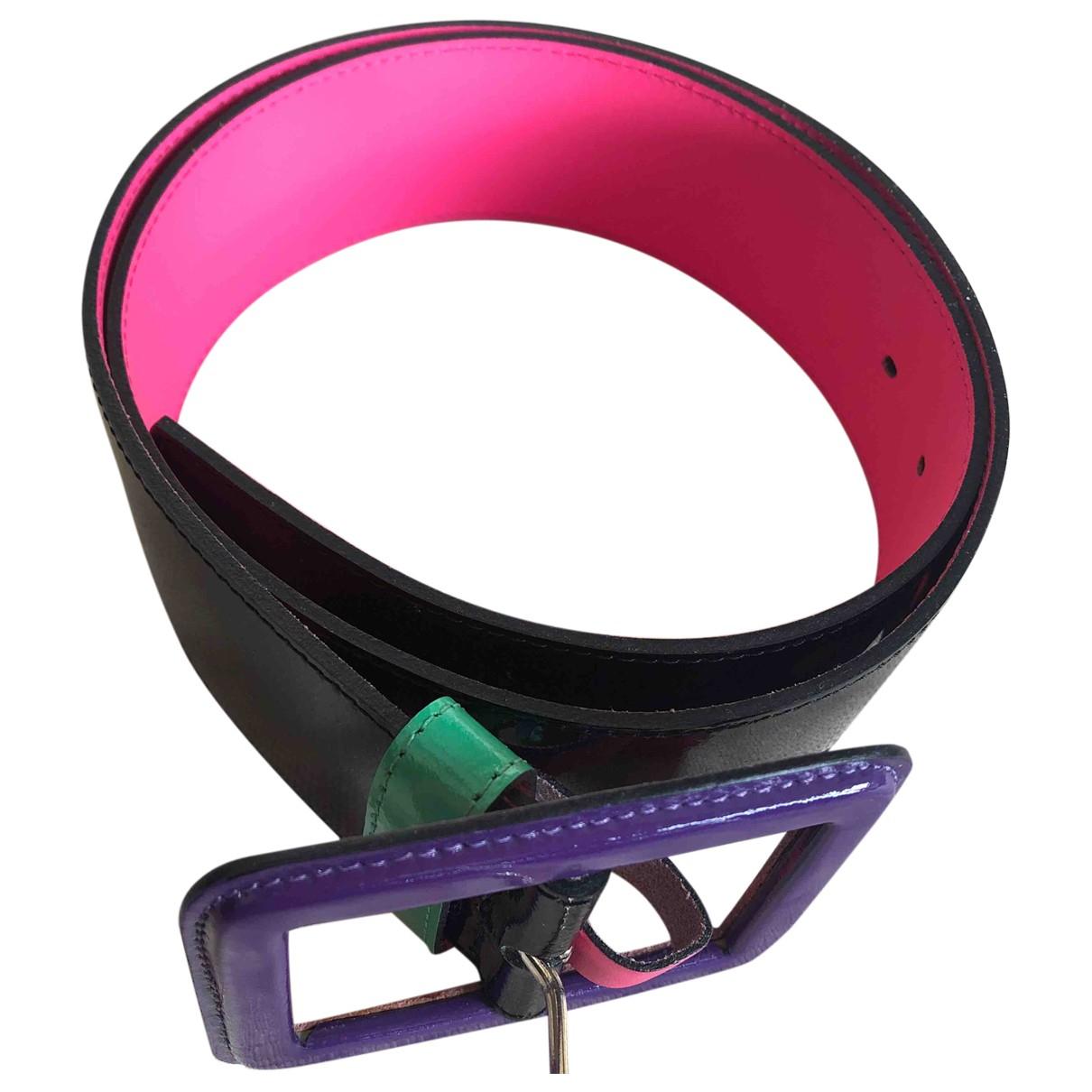 Cinturon de Cuero Sonia By Sonia Rykiel