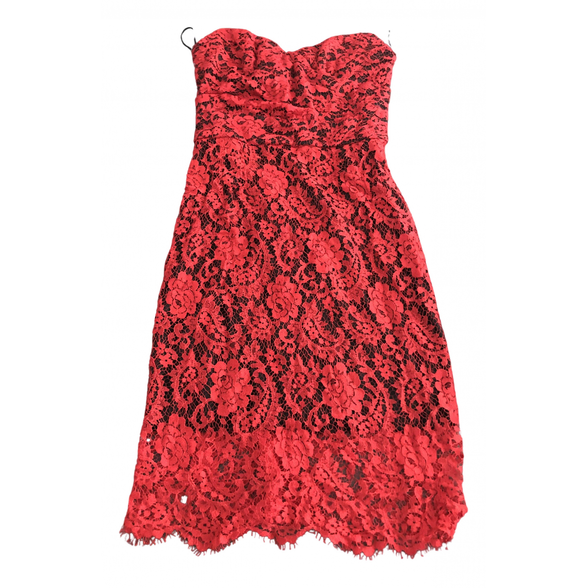 Dolce & Gabbana - Robe   pour femme - rouge