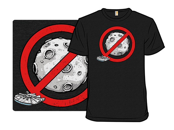 That Is No Moon T Shirt